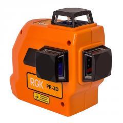 Лазерный уровень RGK PR-3D