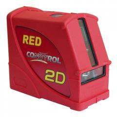 Мультипризменный лазерный нивелир, уровень CONDTROL RED 2D