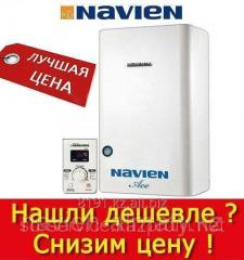 Wall gas copper of Navien ACE-24K