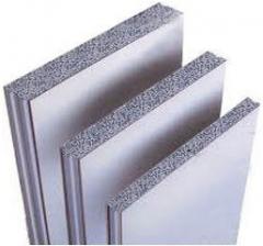 Полистиролбетонные стеновые панели