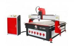Milling machines with ChPU, on a tree