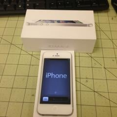 Apple iPhone 5 16GB, 32GB and 64GB neverlock