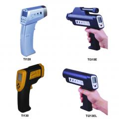 Portable infrared pyrometers TI series