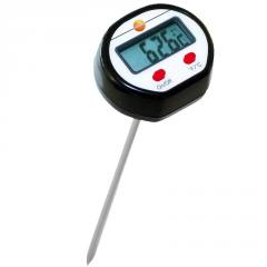 Термометри скляні ртутні
