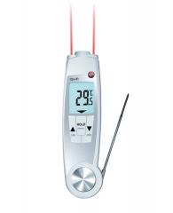 Водонепроницаемый проникающий ИК-термометр...