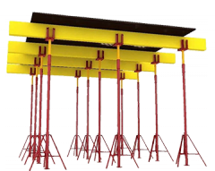 Telescopic stands