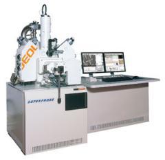 Electron probe JEOL JXA-8230 microanalyzer