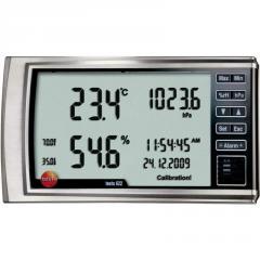Термогигрометр с функцией отображения...