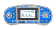 Многофункциональные измерители параметров электробезопасности электроустановок