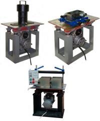 Utrustning för att täta betongblandningar