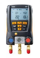 Комплект Testo 550 - Цифровой манометрический