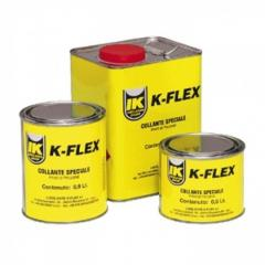 Glue the 850th gr of mm, K 425, two-componen