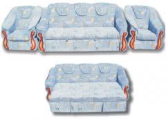 Диван Регина и кресло