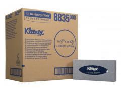 Гигиенические (косметические) салфетки для лица KLEENEX® (прямоугольник), 21х100л 8835
