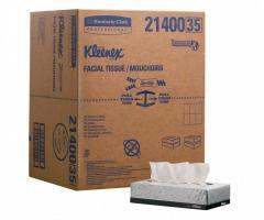 Гигиенические (косметические) салфетки для лица KLEENEX® (прямоугольник), 36х100л 2140