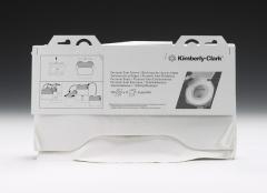 Персональные покрытия на сиденье унитаза Kimberly-Clark Professional, 12х125л 6140