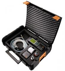 Basic set testo 312-4-differential manometer with accessories