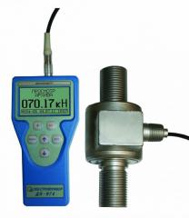 Electronic dynamometers stretching DFID-MG4