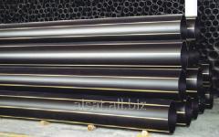Pipes polyethylene gas
