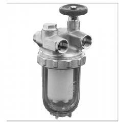 He filter for liquid Oilpur fuel
