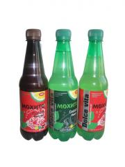 """Drink the aerated """"Moji"""