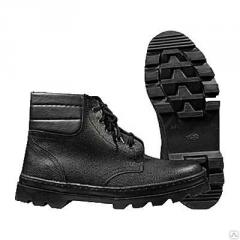 Boots are bortoproshivny, special footwear