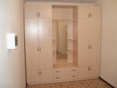 Шкафы гардеробные в Казахстане, заказать шкаф в