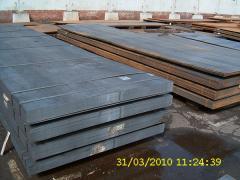 Steel hot-rolled (sheet)