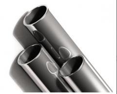 Трубы стальные водогазопроводные, произведенные в