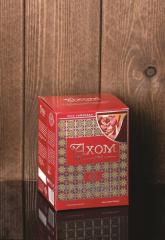 AHOM the Indian granulated black tea