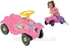 Samochodowe fotele dla dzieci
