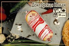 Вареная колбаса Докторская Новая