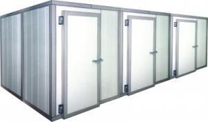 Сборно-разборные холодильные камеры с замковым
