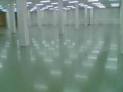 I will sell a covering for bulk floors