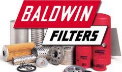 Baldwin Filters Fleetguard фильтры для спецтехники