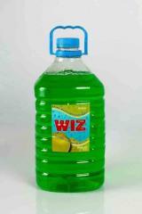 "Средство для мытья посуды ""WiZ"" 5л. аромат..."