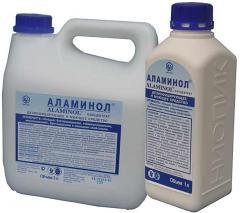 Аламинол 3л (средство дезинфицирующее на основе ЧАС и Триаминов)