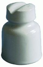 Insulators shtyrevy porcelain TF, ShF, ShPK, ShS