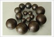 Spheres the steel grinding d 40,60,80,100