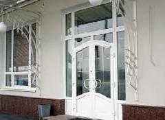 Купить двери пластиковые в Алматы