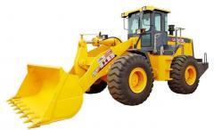 Loaders based on tractor