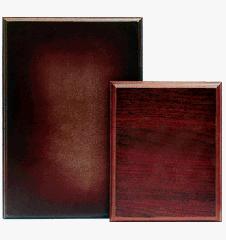 Preparation under a plaquette, a prize board of