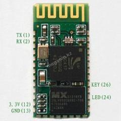 Модуль HC-06 Bluetooth  Class 2, Назначение - для