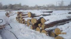 Круглые лесоматериалы, пиломатериалы в Казахстане,