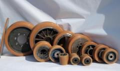 Колеса из полиуретана любых диаметров