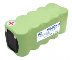 Аккумулятор 10D-C2500, 10NSC 2500 М04ДКИ (Ni-Cd, 12В, 2500мАч)