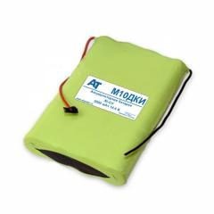 Аккумулятор 10КР-1400 АЕ, 10NSA 1300, 10D-A1400 МЭК1Т04 (Ni-Cd, 12В, 1900мАч)
