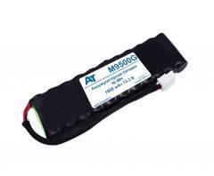Аккумулятор 110274, 120274, BATT/110274 M9500G (Ni-MH, 12В, 1800мАч