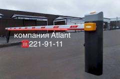 Шлагбаум BFT Moovi 60 KIT, Италия