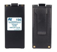 Аккумулятор BP-195 / BP-196 / PTO-196 (Ni-MH, 9.6В, 1600мАч)